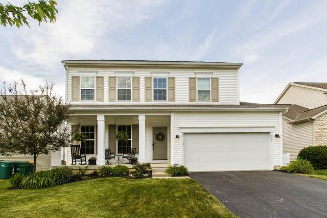 7870 Prairie Willow Drive, Blacklick, OH 43004 (MLS #220017661) :: The Clark Group @ ERA Real Solutions Realty
