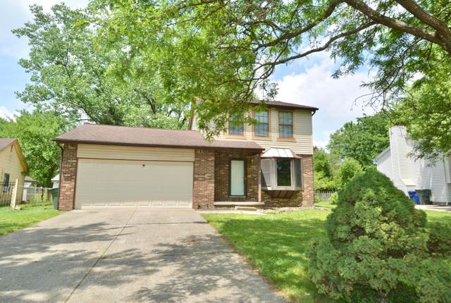 2774 Blarefield Drive, Columbus, OH 43231 (MLS #220017670) :: The Clark Group @ ERA Real Solutions Realty
