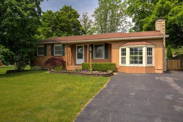 6201 S Hempstead Road, Westerville, OH 43081 (MLS #220017681) :: The Clark Group @ ERA Real Solutions Realty