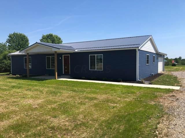 3450 Township Road 155, Cardington, OH 43315 (MLS #220017691) :: Sam Miller Team