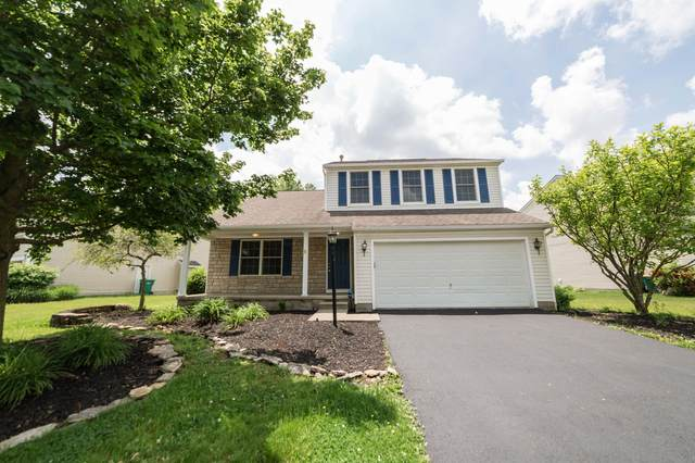 8183 Willow Brook Crossing Drive, Blacklick, OH 43004 (MLS #220017711) :: ERA Real Solutions Realty
