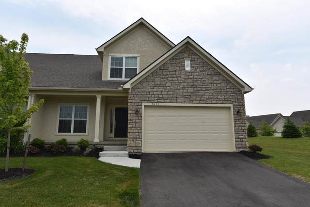 5634 Catmint Drive, Dublin, OH 43016 (MLS #220017754) :: The Raines Group