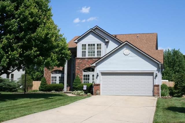 672 N Starr Drive, Pickerington, OH 43147 (MLS #220017778) :: Sam Miller Team