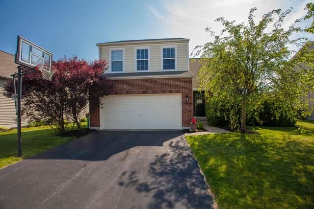 1628 Morrison Farms Drive, Blacklick, OH 43004 (MLS #220017781) :: Sam Miller Team
