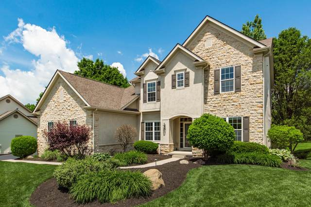 5135 Manor Ridge Court, Westerville, OH 43082 (MLS #220017849) :: RE/MAX ONE