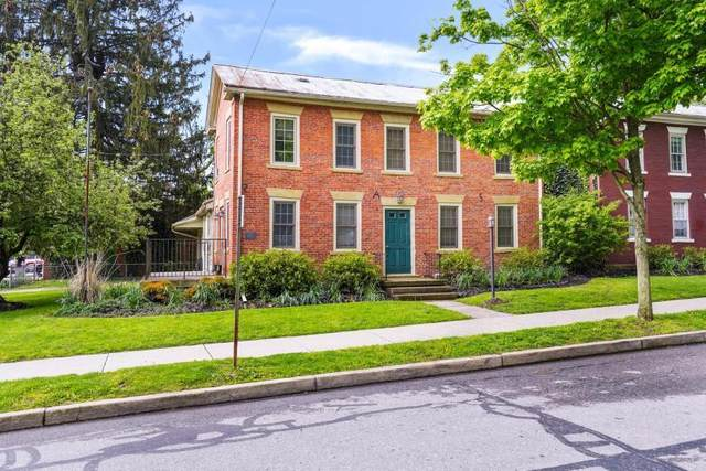 135 E College Street, Granville, OH 43023 (MLS #220017986) :: The Raines Group