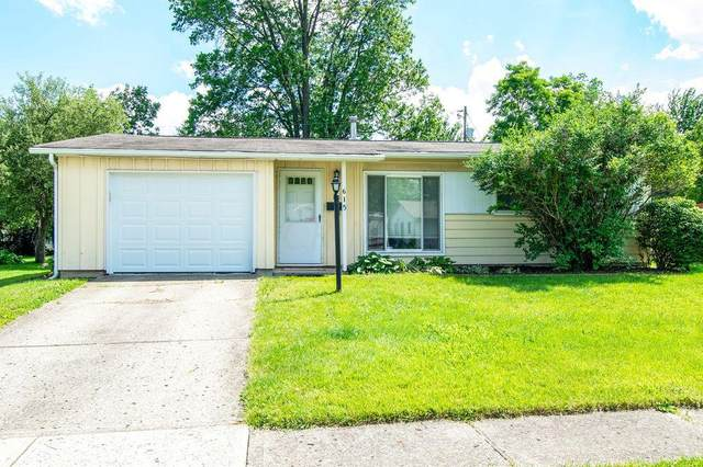 615 Palace Lane, Gahanna, OH 43230 (MLS #220018144) :: The Jeff and Neal Team | Nth Degree Realty