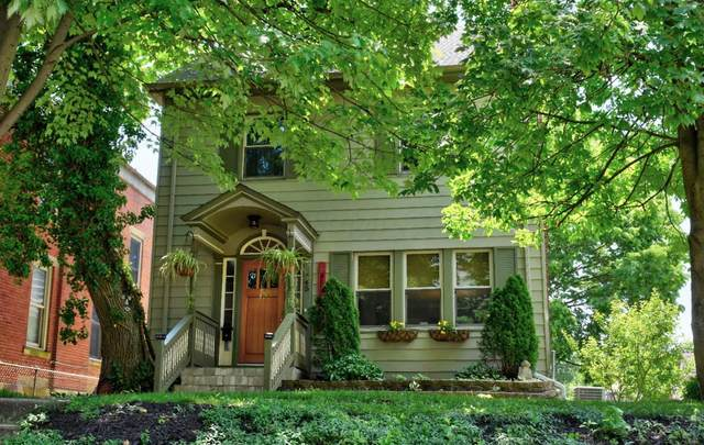 945 Franklin Avenue, Columbus, OH 43205 (MLS #220018180) :: The Raines Group