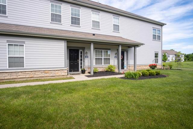 626 Wintergreen Way, Lewis Center, OH 43035 (MLS #220018182) :: Exp Realty