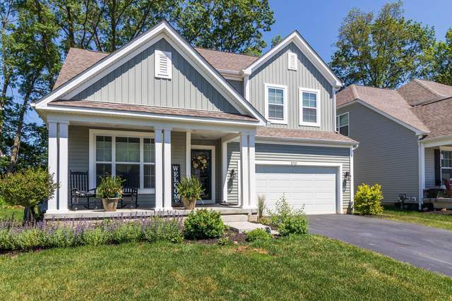 6110 Bradwood Drive, Westerville, OH 43081 (MLS #220018200) :: Core Ohio Realty Advisors