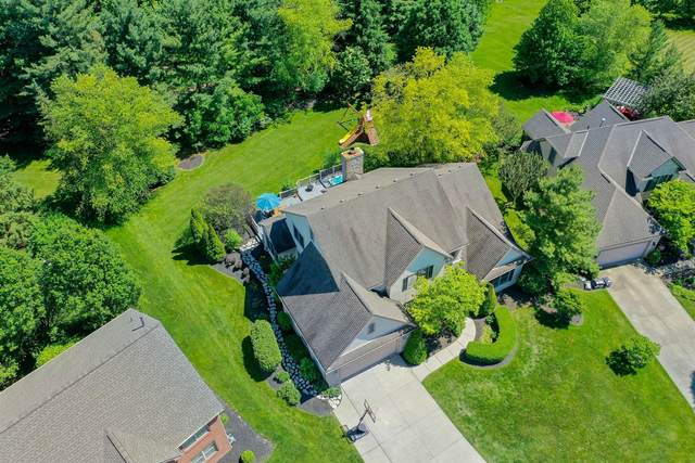 6024 Haig Point Court, Westerville, OH 43082 (MLS #220018287) :: HergGroup Central Ohio