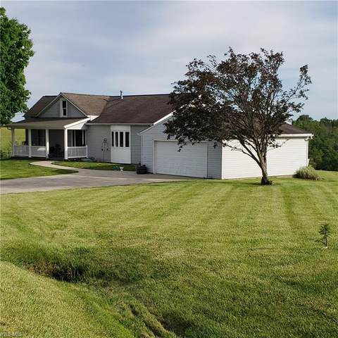 1105 Rix Mills Road, New Concord, OH 43762 (MLS #220018367) :: The Holden Agency
