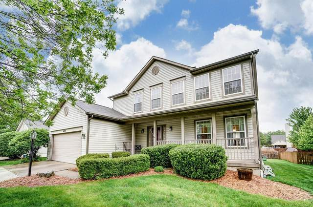 639 Tall Oaks Drive, Columbus, OH 43230 (MLS #220018426) :: The Holden Agency