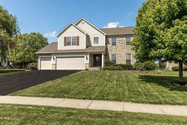 2672 Bryton Drive, Powell, OH 43065 (MLS #220018476) :: The Holden Agency