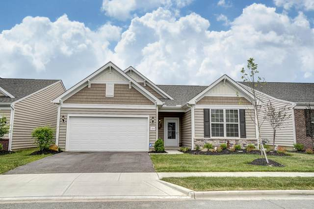 5354 Black Maple Drive #43, Westerville, OH 43081 (MLS #220018485) :: The Clark Group @ ERA Real Solutions Realty
