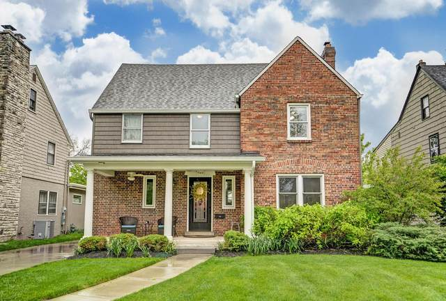 146 S Stanwood Road, Columbus, OH 43209 (MLS #220018575) :: Berkshire Hathaway HomeServices Crager Tobin Real Estate