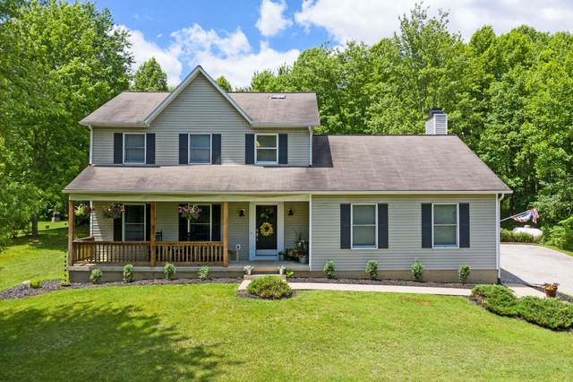 1945 Eagle Court, Sugar Grove, OH 43155 (MLS #220018614) :: Shannon Grimm & Partners Team