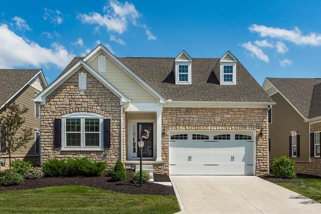 6967 Wind Rose Way 26-696, Dublin, OH 43016 (MLS #220018671) :: Exp Realty