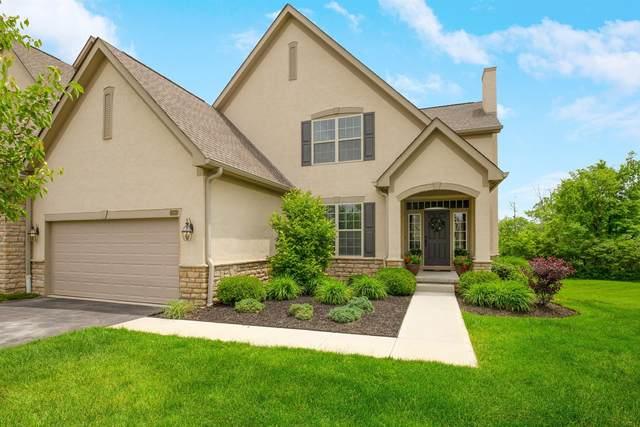 4889 Scenic Creek Drive, Powell, OH 43065 (MLS #220018702) :: Signature Real Estate