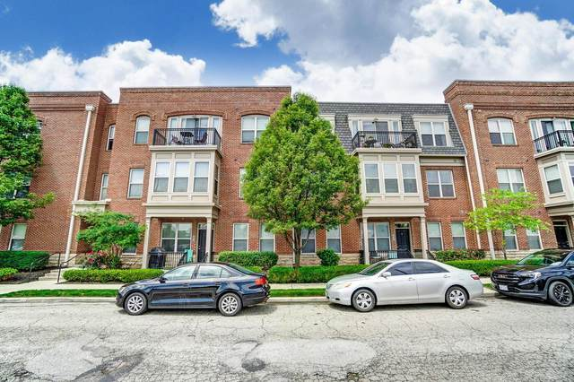 925 Ingleside Avenue #215, Columbus, OH 43215 (MLS #220018870) :: The Raines Group