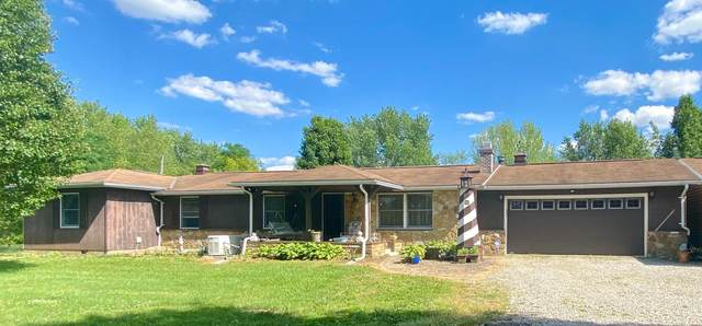 3333 Johnstown Utica Road, Johnstown, OH 43031 (MLS #220018906) :: The Clark Group @ ERA Real Solutions Realty