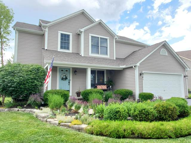 6084 Grisham Street, Westerville, OH 43082 (MLS #220018913) :: Core Ohio Realty Advisors