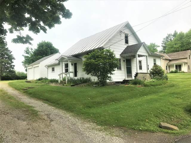 413 Chase Avenue, Gambier, OH 43022 (MLS #220018966) :: Sam Miller Team