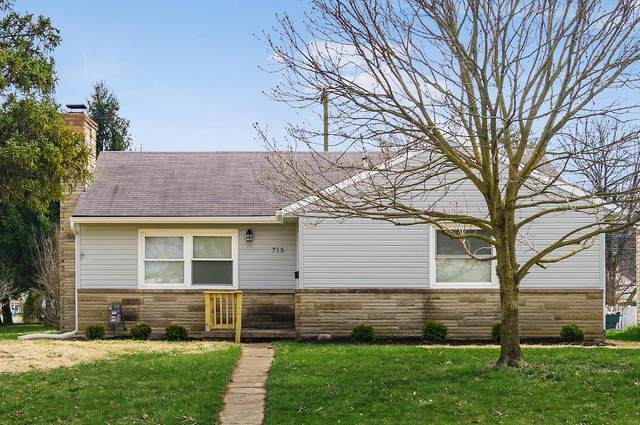 715 E Weisheimer Road, Columbus, OH 43214 (MLS #220019108) :: Signature Real Estate