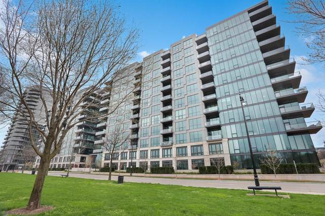 250 W Spring Street #234, Columbus, OH 43215 (MLS #220019143) :: The Raines Group