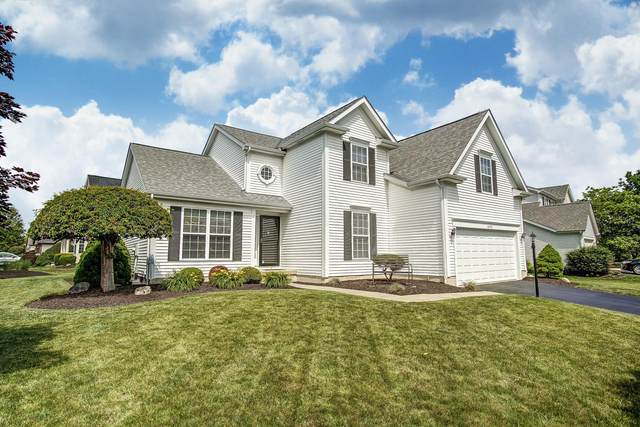 6001 Tuswell Drive, Dublin, OH 43016 (MLS #220019167) :: The Jeff and Neal Team | Nth Degree Realty