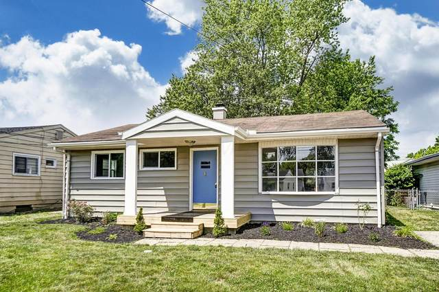 67 Mary Street, West Jefferson, OH 43162 (MLS #220019433) :: Signature Real Estate