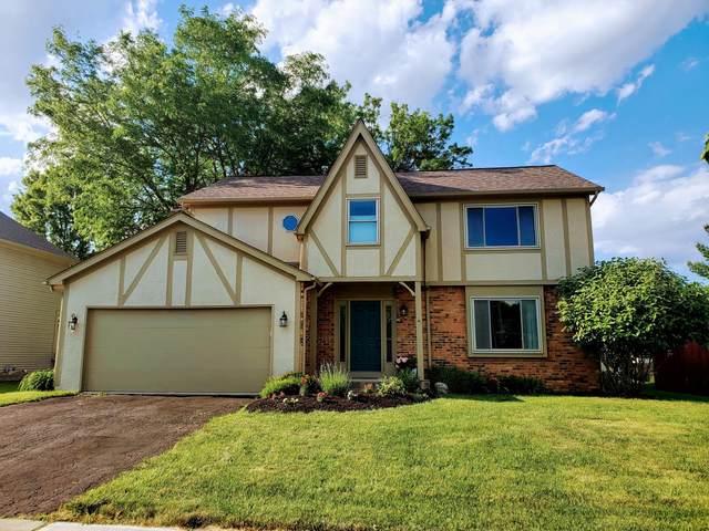 1528 Deer Crossing Lane, Worthington, OH 43085 (MLS #220019500) :: Angel Oak Group