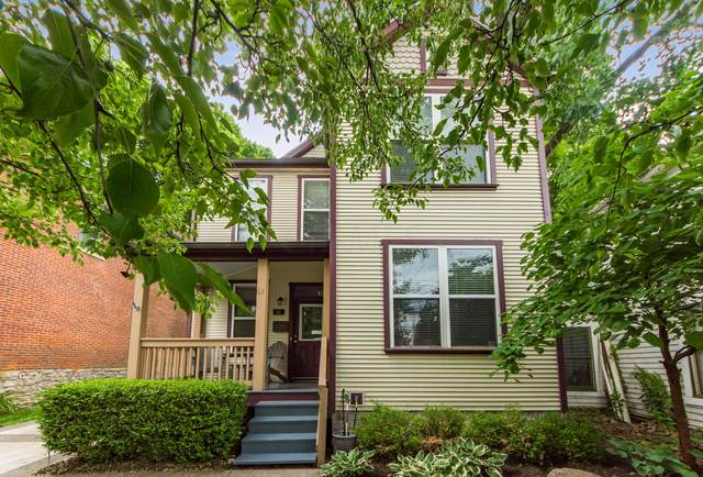 63 E 1st Avenue, Columbus, OH 43201 (MLS #220019517) :: Signature Real Estate