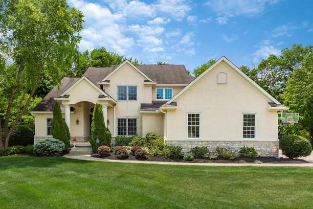 711 Hawksbury Way, Powell, OH 43065 (MLS #220019529) :: Jarrett Home Group