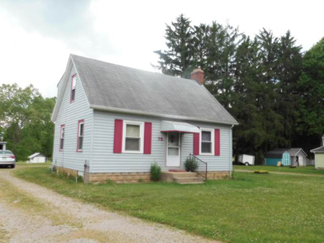 72 Priest Lane NE, Newark, OH 43055 (MLS #220019540) :: CARLETON REALTY