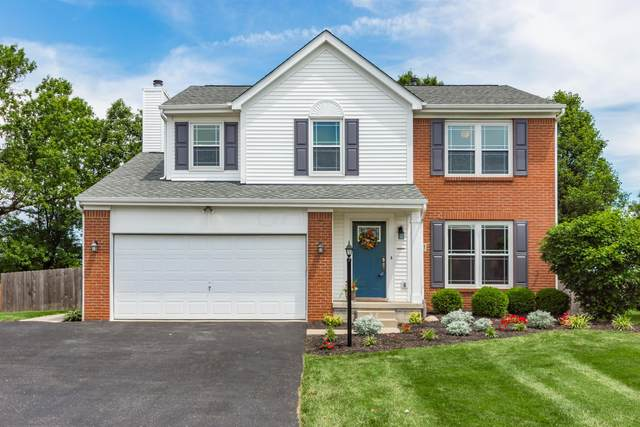 7031 Sherbrook Drive, Westerville, OH 43082 (MLS #220019556) :: Core Ohio Realty Advisors