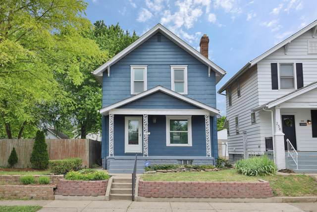 254 E Hinman Avenue, Columbus, OH 43207 (MLS #220019564) :: Berkshire Hathaway HomeServices Crager Tobin Real Estate
