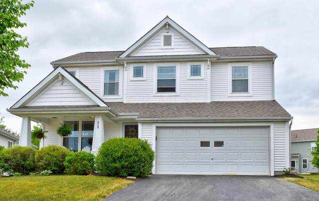 828 Shellbark Street, Blacklick, OH 43004 (MLS #220019568) :: Core Ohio Realty Advisors