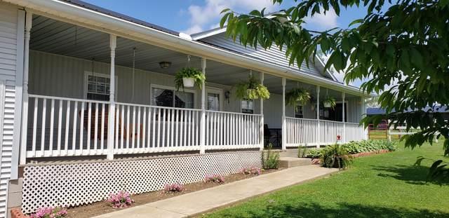 5640 Township Road 1, Fredericktown, OH 43019 (MLS #220019657) :: Sam Miller Team