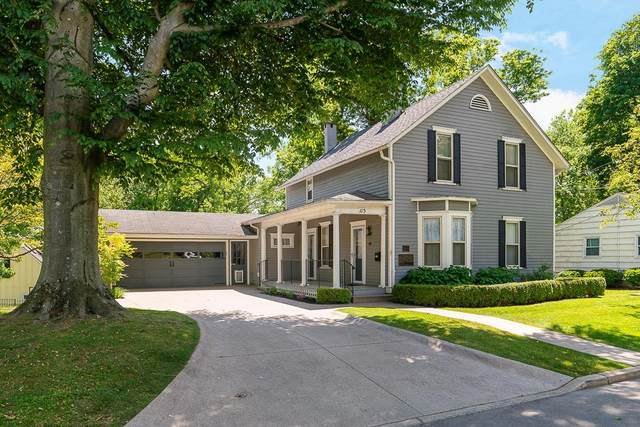 115 W Elm Street, Granville, OH 43023 (MLS #220019673) :: The Raines Group
