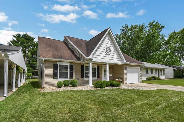 322 Valerie Drive, Waverly, OH 45690 (MLS #220019695) :: The Clark Group @ ERA Real Solutions Realty