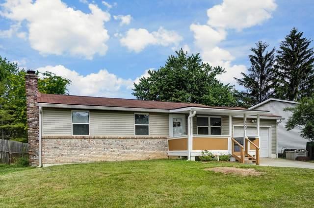 839 Ivy Brush Court, Columbus, OH 43228 (MLS #220019714) :: Huston Home Team