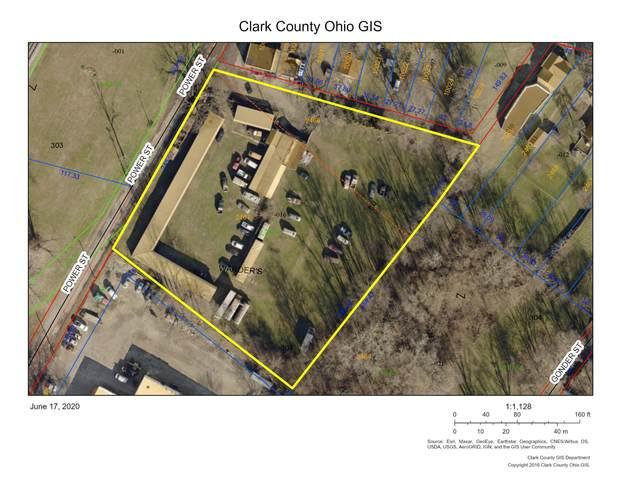 502 Power Street, Springfield, OH 45503 (MLS #220019735) :: Core Ohio Realty Advisors