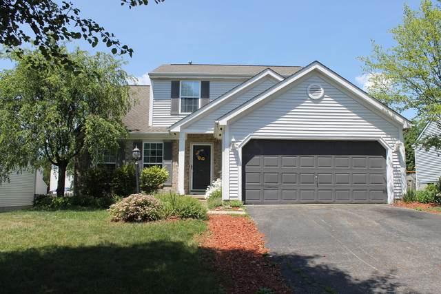7576 Blacklick Ridge Boulevard, Blacklick, OH 43004 (MLS #220019767) :: Susanne Casey & Associates