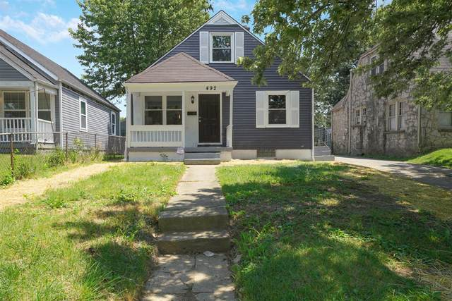 492 Whitethorne Avenue, Columbus, OH 43223 (MLS #220019798) :: The Jeff and Neal Team | Nth Degree Realty