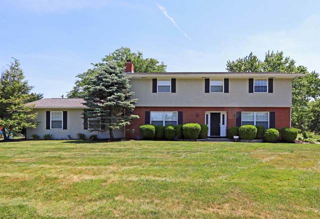 4338 Cameron Road, Hilliard, OH 43026 (MLS #220019801) :: The Holden Agency