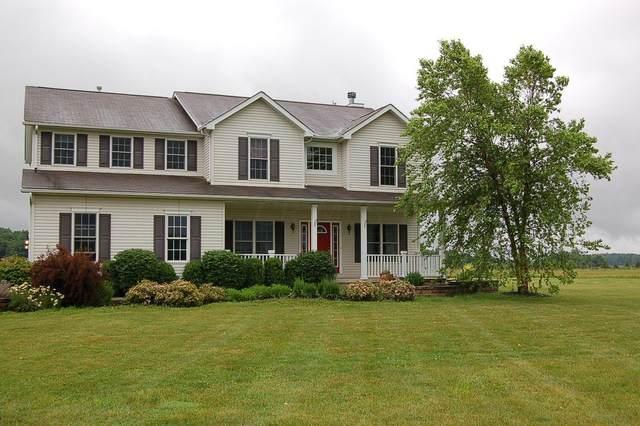 15407 Gandy Eddy Road, Marysville, OH 43040 (MLS #220019932) :: Signature Real Estate