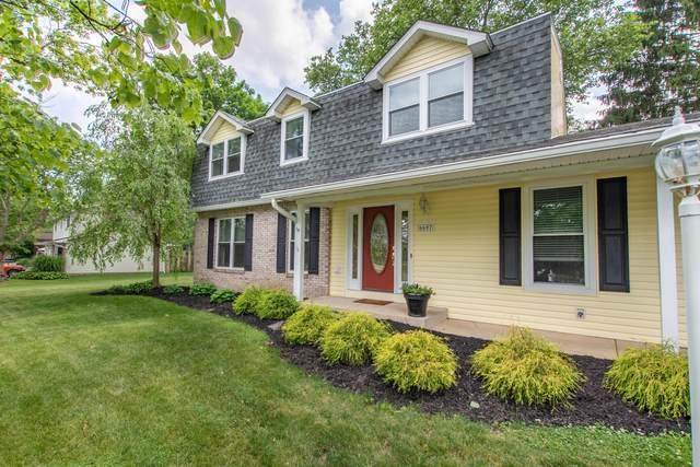 6697 Mcvey Boulevard, Columbus, OH 43235 (MLS #220020033) :: Berkshire Hathaway HomeServices Crager Tobin Real Estate