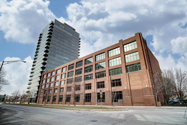 300 W Spring Street #307, Columbus, OH 43215 (MLS #220020038) :: The Raines Group