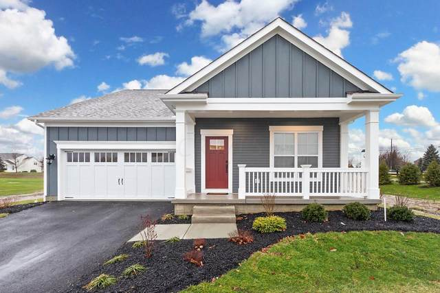 7622 Gateway Boulevard, Powell, OH 43065 (MLS #220020104) :: The Raines Group